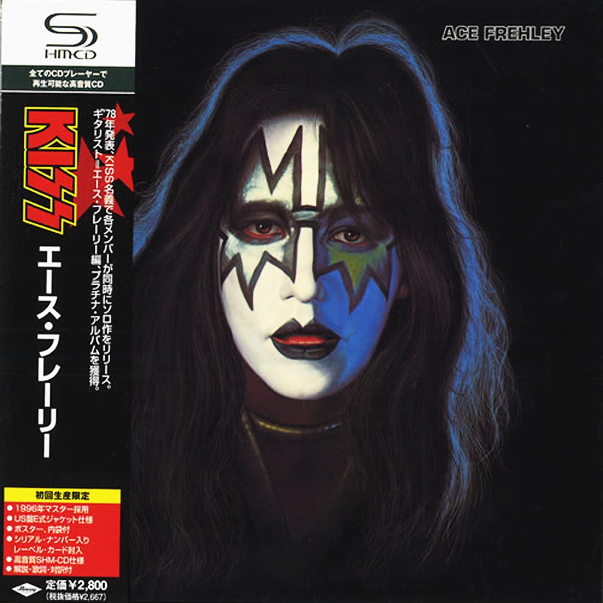 Ace Frehley - Self Titled - Japan Mini LP SHM - UICY-93531 - CD
