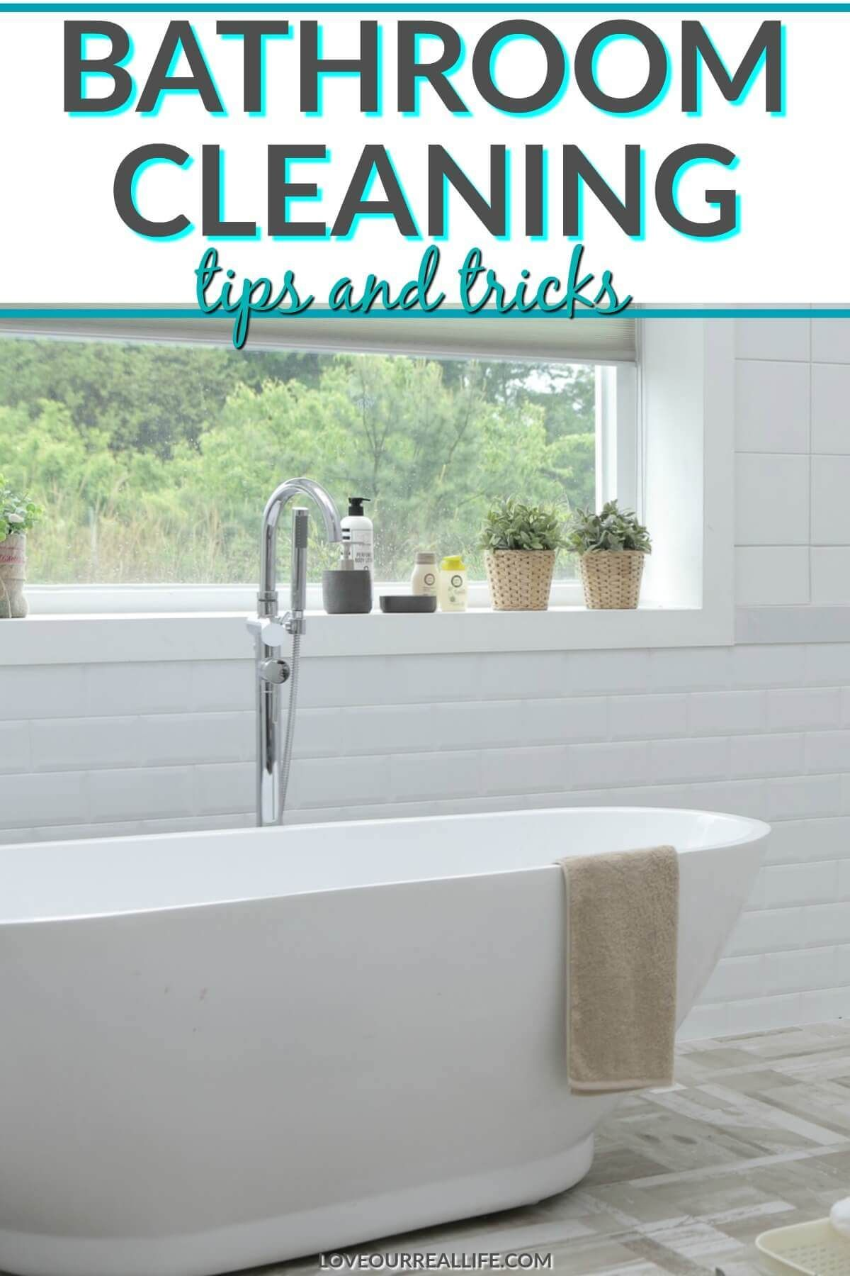Bathroom Cleaning Tips For Every Day Love Our Real Life Bathroom Cleaning Hacks Bathroom Cleaning Cleaning Hacks