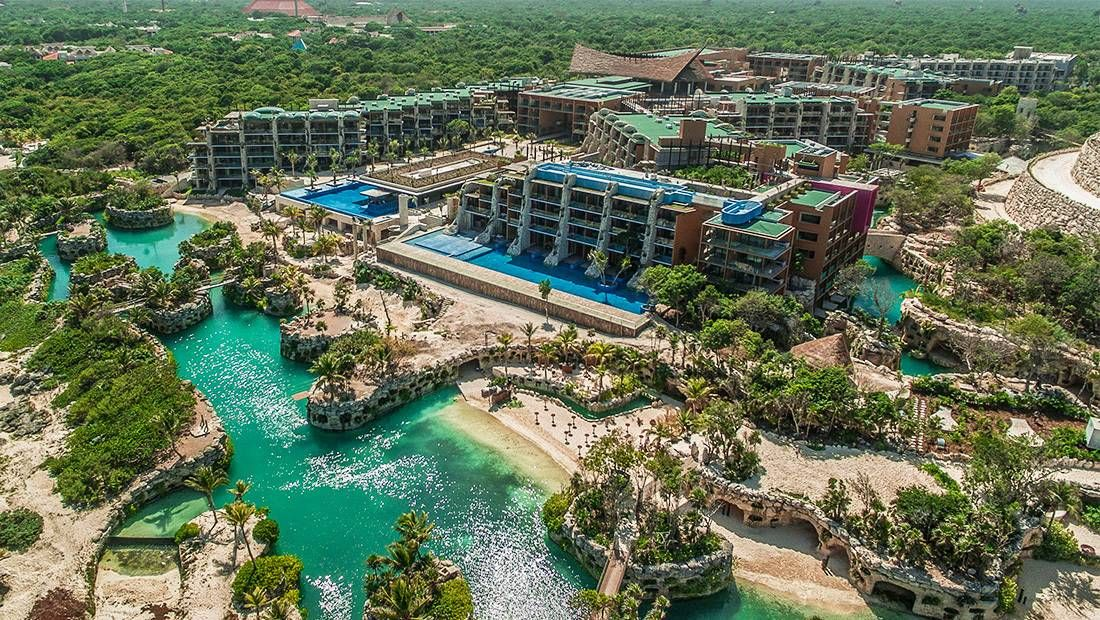 New Hotel Xcaret Mexico All Parks And Tours All Inclusive