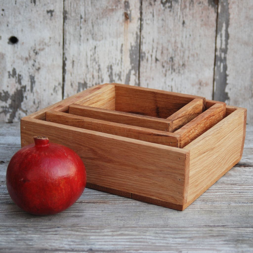 Handmade Peg Baskets : Peg awl nesting fruit baskets crafty