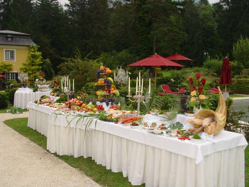 Salzburg Gastronomie
