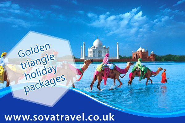 Golden triangle tour packages cover three most famous places of India which are famous for its traditional heritage and architectural miracles. It's called as golden triangle because these places are connected through an imaginary dotted line and it turns out as a triangle.