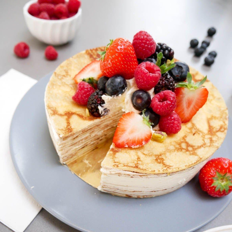 Une chouette recette de gâteau pour la fête des mamans ...