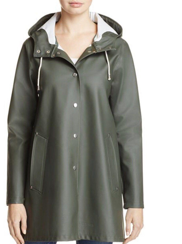 am besten online neue Liste gutes Angebot Stutterheim Mosebacke Rubberized Hooded Raincoat in 2019 ...