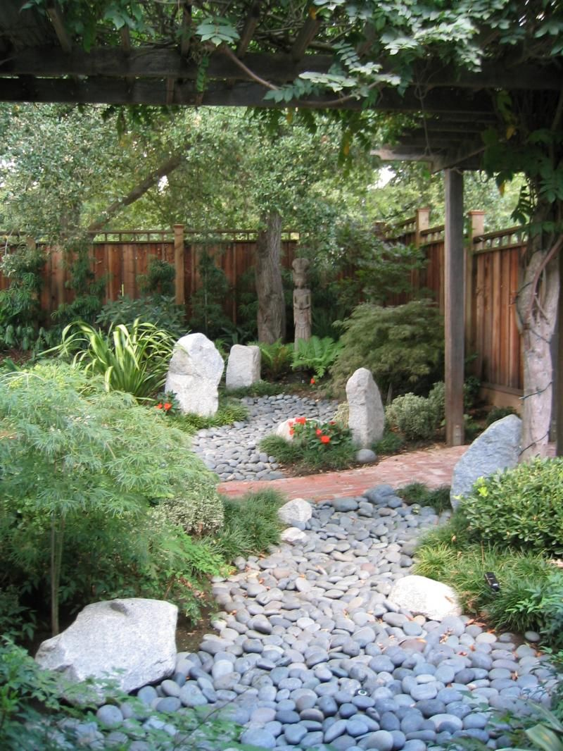 Great Choosing Your Landscape Design Style # The Informality Of Nature Plays A  Dominant Role In Asian Styled Landscapes. Oriental Gardens Are Formed With  The ...