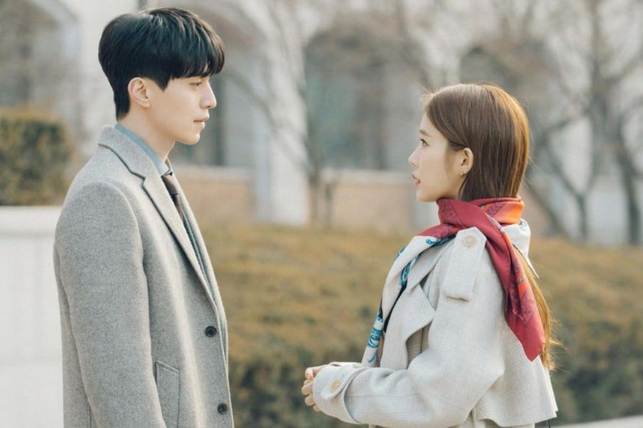 """Lee Dong Wook And Yoo In Na Pick Their Favorite Scenes From """"Touch Your  Heart"""" 
