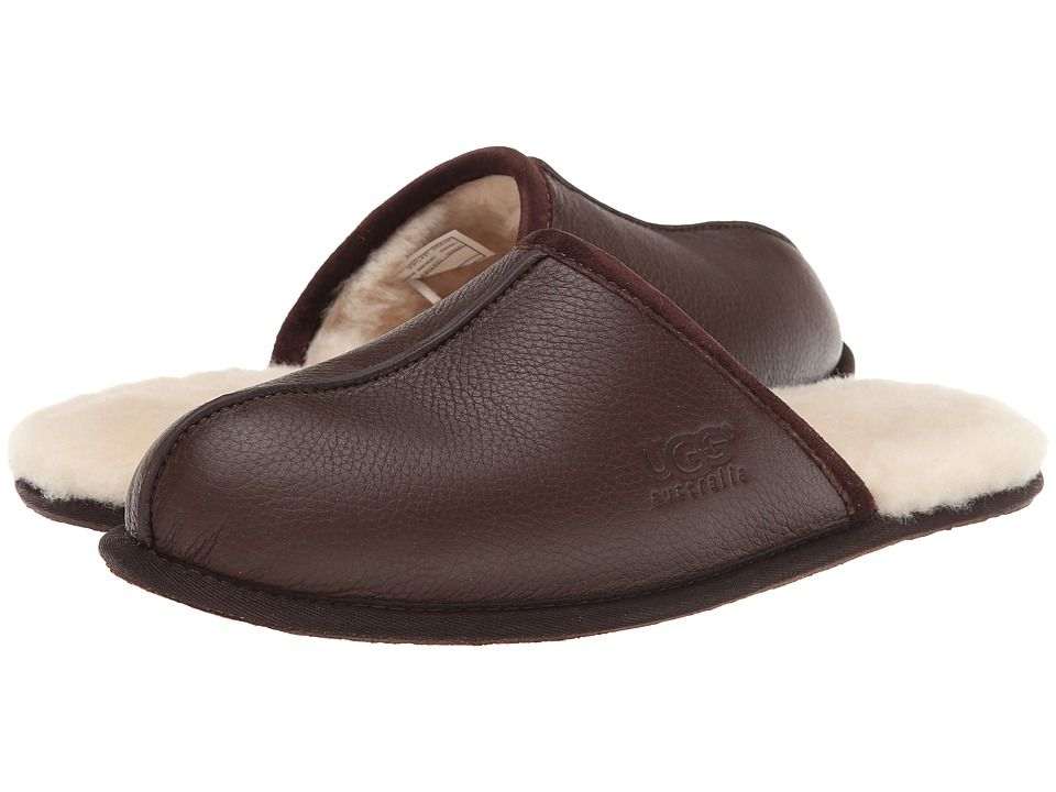 c349a469b35 UGG UGG - SCUFF (STOUT ELK) MEN'S SLIPPERS. #ugg #shoes # | Ugg Men ...