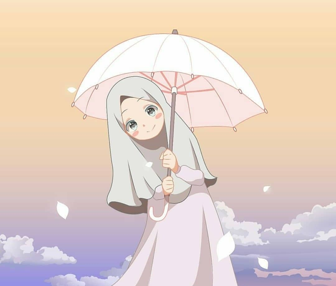Image about girl in Hijab 🧕🏻 by wonderful you 🌟