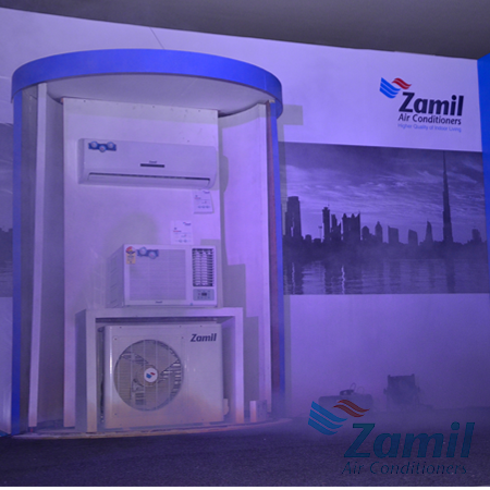 Zamil air conditioners is one of the first air