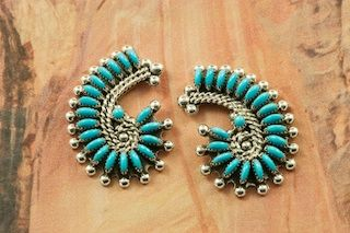 Turquoise Jewelry Native American From Treasures Of The