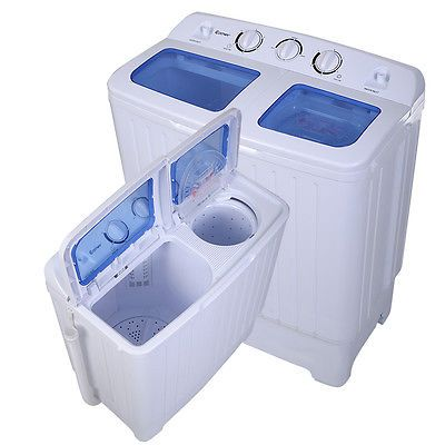 Washing Machine Cleaner and Dryer Apartment Washer Combo All In One ...