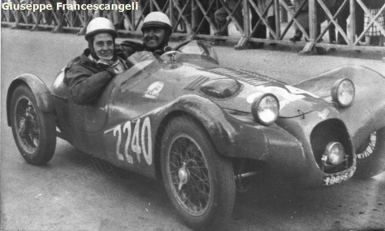Mille Miglia 1953 - Giaur no.2240