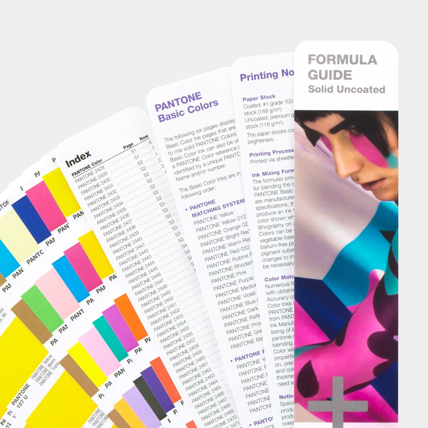 Pantone Color Book Uncoated Images
