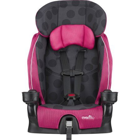 Evenflo Advanced Chase Lx Harness Booster Seat Simple