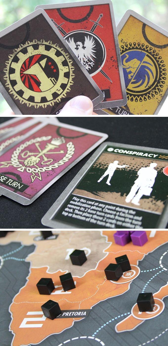 Spheres of Influence: Struggle For Global Supremacy by Little Nuke Games — Kickstarter