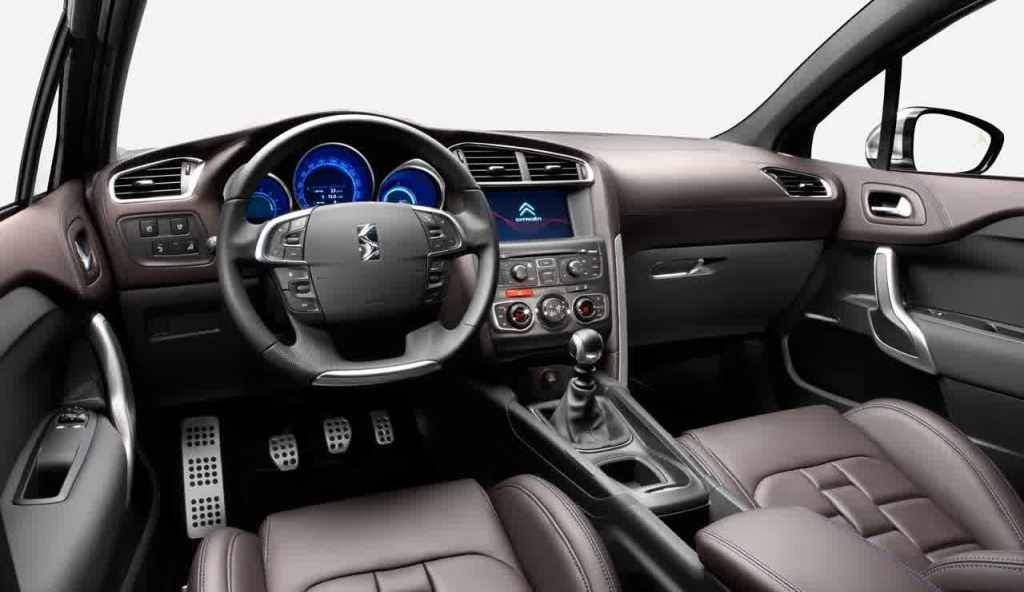 Citroen DS4 Interior | Cars | Pinterest | Car images, Citroen ds and ...
