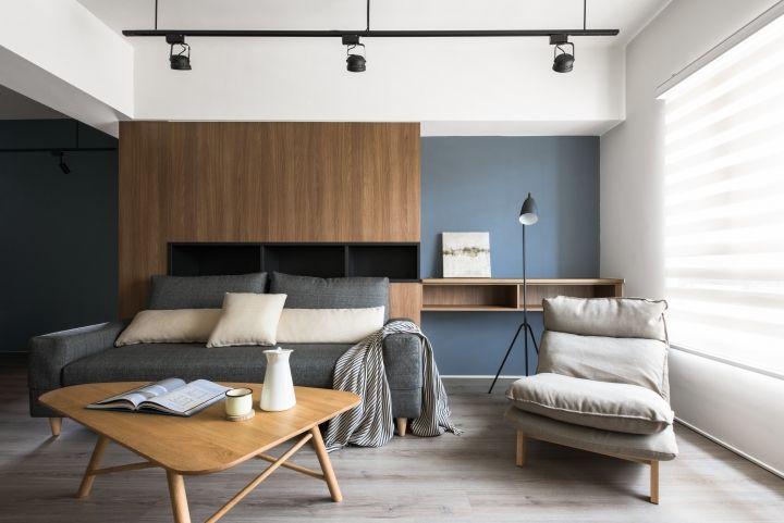 空間設計與裝潢 【開箱】 築起家的質感。輕工業溫馨宅。 居家討論區