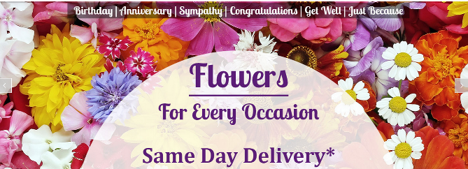 is a professional florist in St
