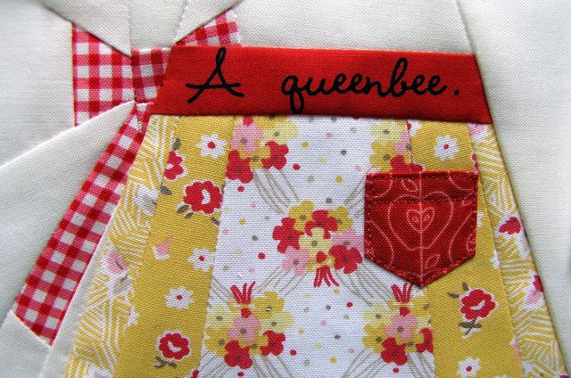 'apron' for Leila by #Charisecreates