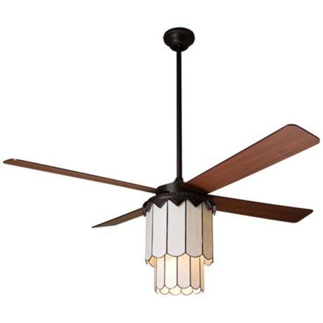 52 Period Arts Paris Bronze With Light Kit Ceiling Fan N2317 Lamps Plus Ceiling Fan Modern Ceiling Fan Bronze Ceiling Fan