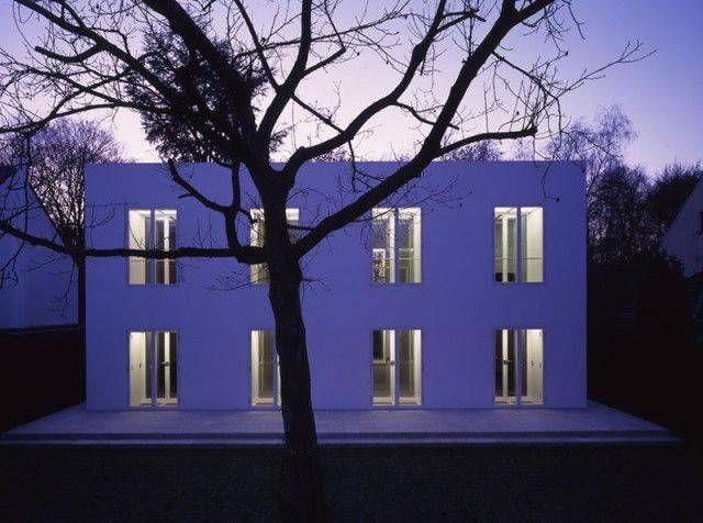 Om ungers haus ohne eigenschaften in cologne for Architektur studieren nrw
