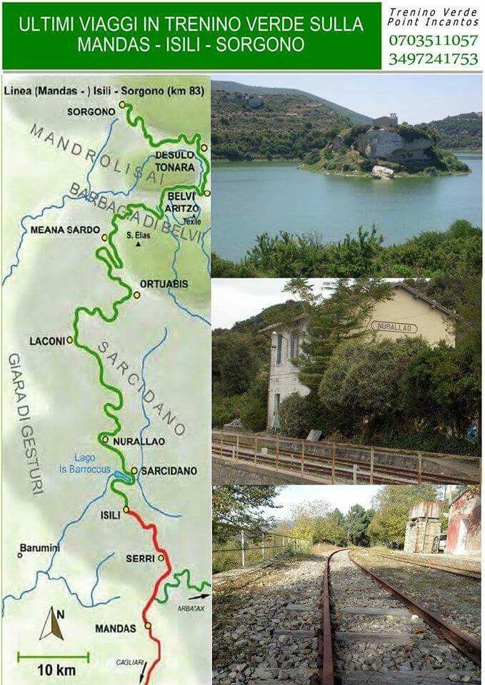Sardegna:Il Trenino verde