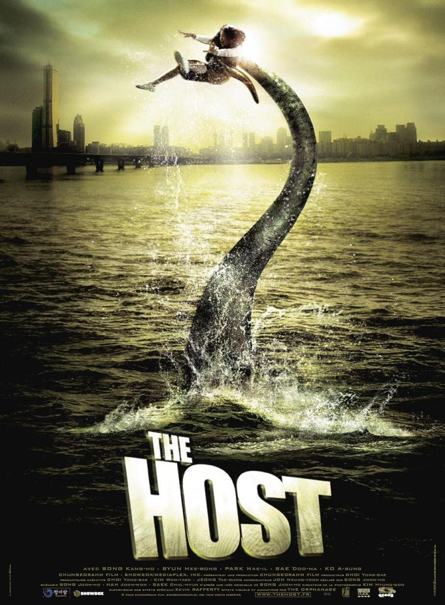 Icymi Remember This The Host 2006 Movie Throwback Horror Synopsis A Monster Emerges From Seoul S Han River And Best Horror Movies Movies Horror Movies