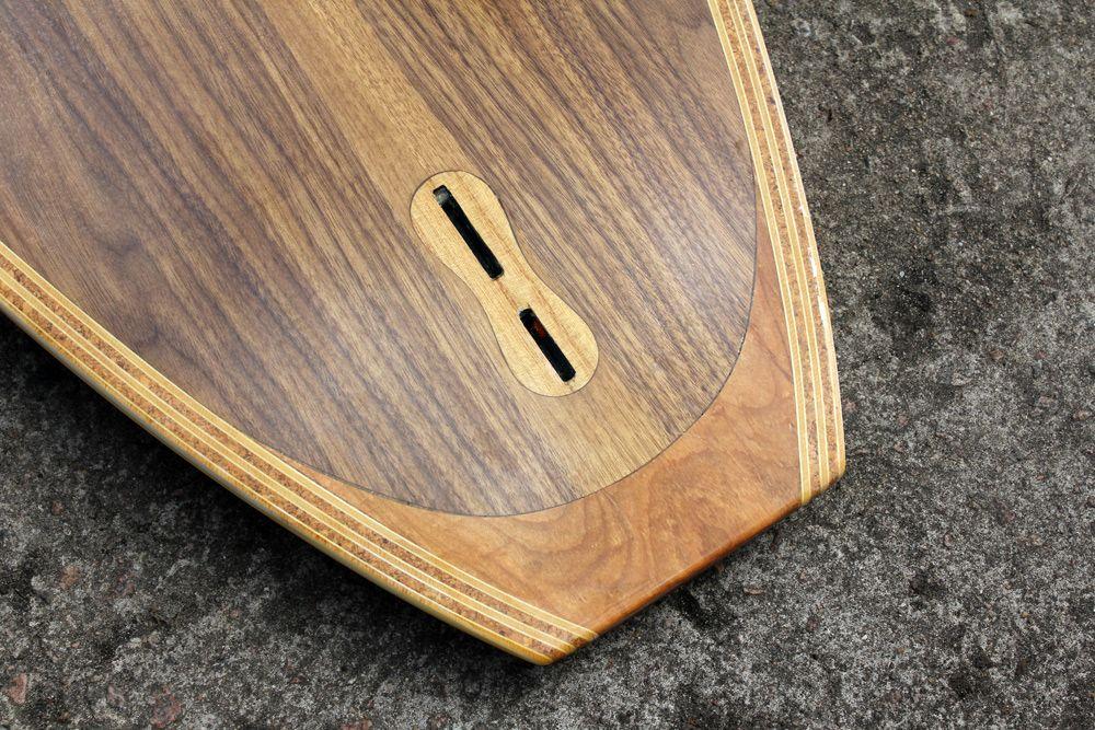fcs ii finnenkasten mit paulownia holz verkleidet shaper 39 s bay pinterest surfboard wooden. Black Bedroom Furniture Sets. Home Design Ideas