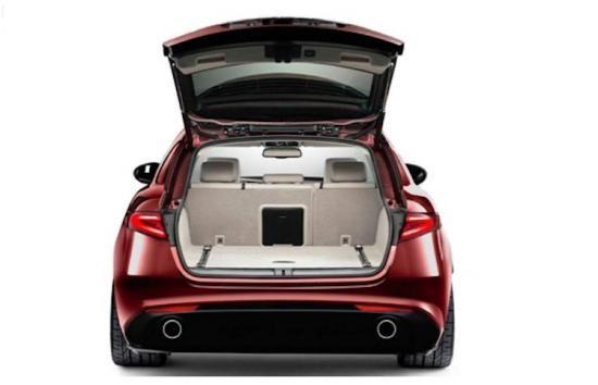 Dit is NIET de Alfa Giulia Sportwagon