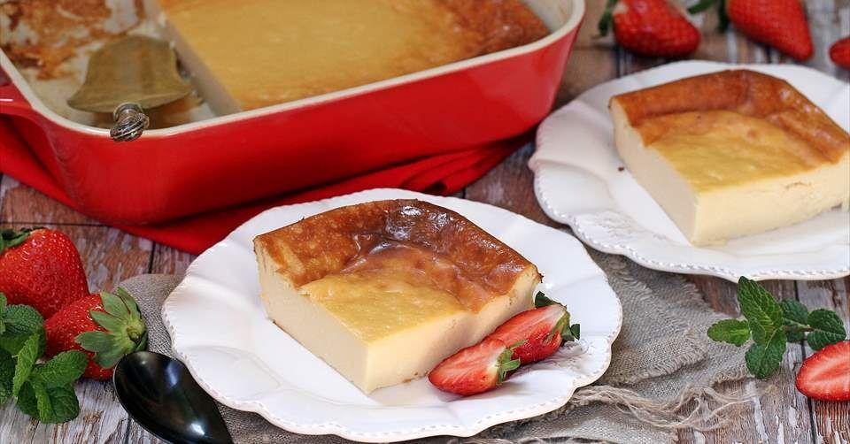 Aprende a preparar Tarta de ricotta y leche condensada con las recetas de Nestle Cocina. Elabórala en casa con nuestro sencillo paso a paso. ¡Delicioso! #NestleCocina