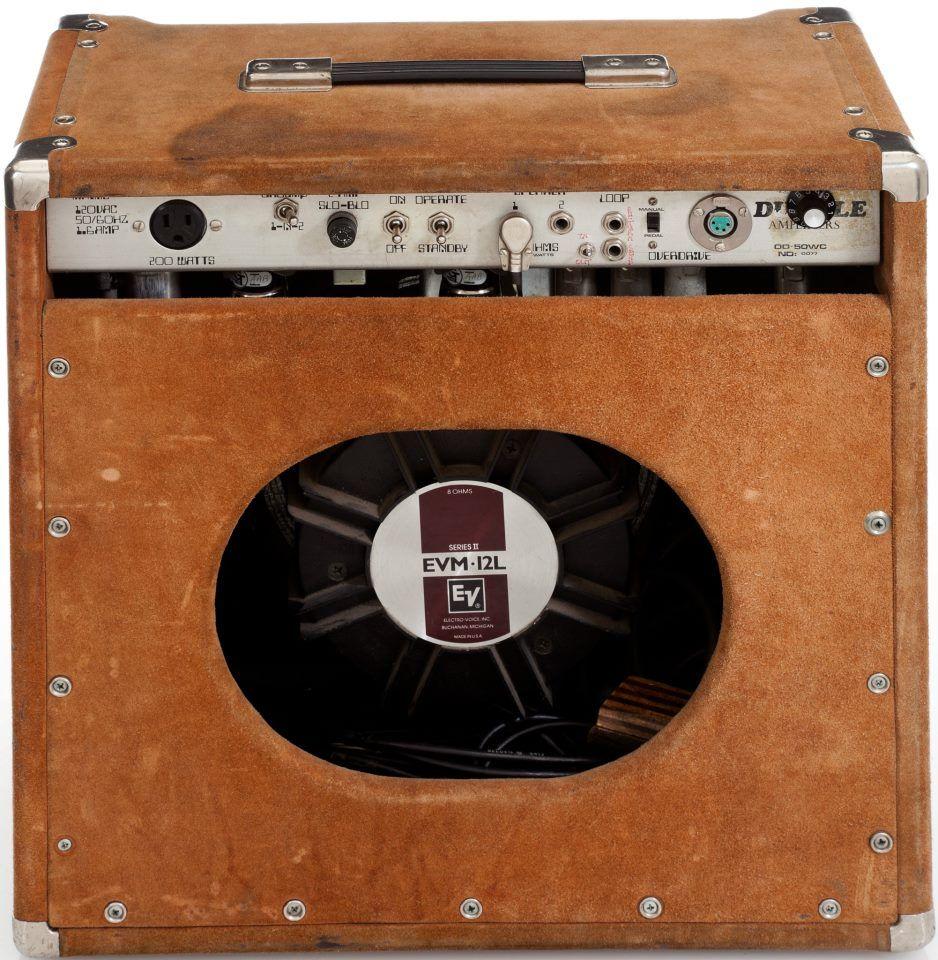 Dumble overdrive special vintage guitar amps guitar amp