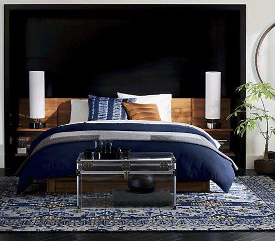 Andes Acacia Bed Cb2 Bed Minimalist Bedroom Decor Bedroom Inspirations
