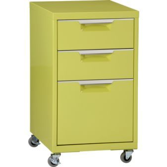 Put A Colorful File Cabinet In Their Room And Start With The Basics.  Different Colored File Folders, And A Simple System For ...