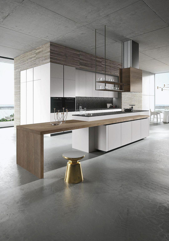 12 Nice Ideas For Your Modern Kitchen Design Moderne Keukens Eigentijdse Keuken Gerenoveerde Keuken
