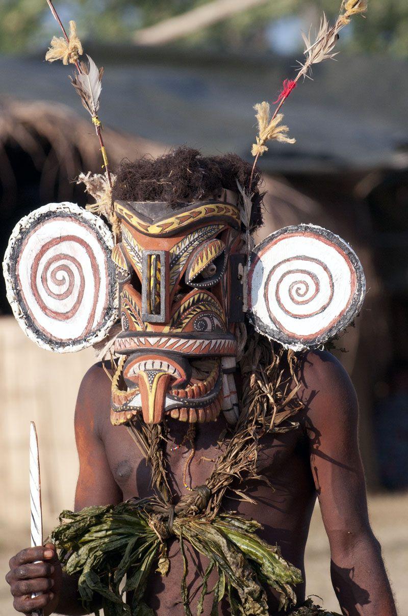 Tänzer der Langania Cultural Group