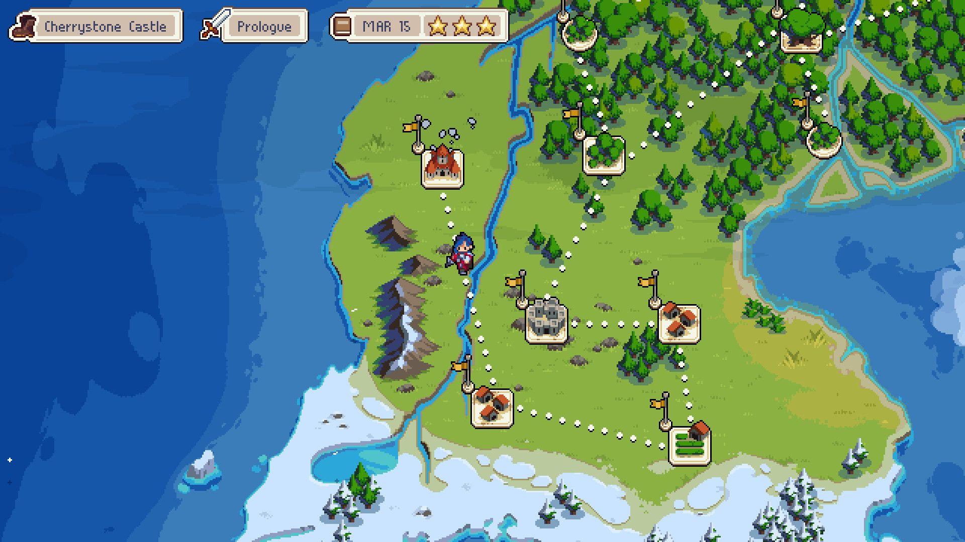Overworld Map Strategy games, Advance wars, Nintendo switch