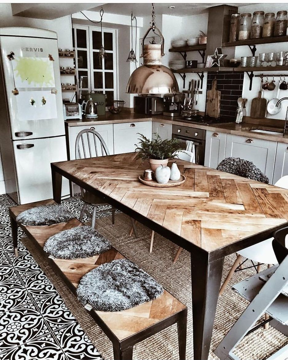 30 Most Beautiful Kitchen Decorating Ideas 2019 - Page 6 of 33 images