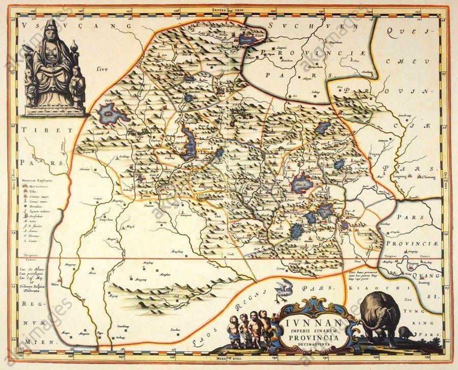Yunnan Province / Map, J. Blaeu.   Yunnan   China map, Map, China on kunming china map, xiang river china map, shaoguan china map, tai'an china map, hokkaido china map, london china map, xuchang china map, guizhou china map, qingdao china map, lincang china map, yan'an china map, karamay china map, temple of heaven china map, hainan china map, aksu china map, uyghur people china map, meizhou china map, xinyang china map, benxi china map, goa china map,
