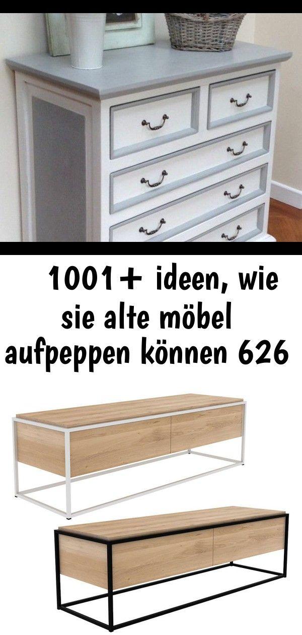 1001 Ideen Wie Sie Alte Mobel Aufpeppen Konnen 626 Furniture Home Decor Decor
