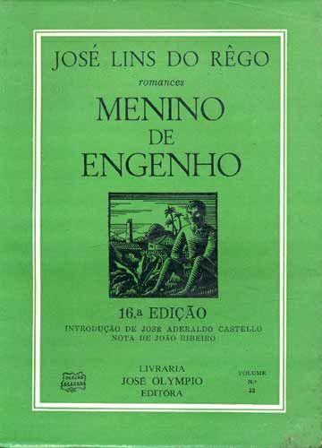 Menino do Engenho | Livros literatura brasileira, Livros