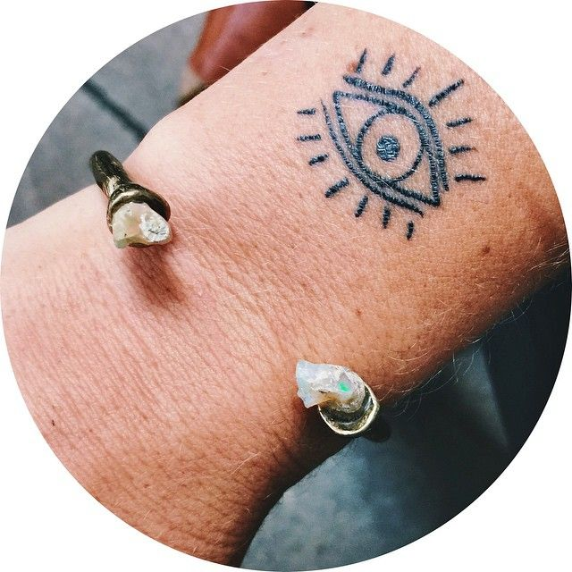 Evil eye More Tatuaggi Carini, Nuovi Tatuaggi,