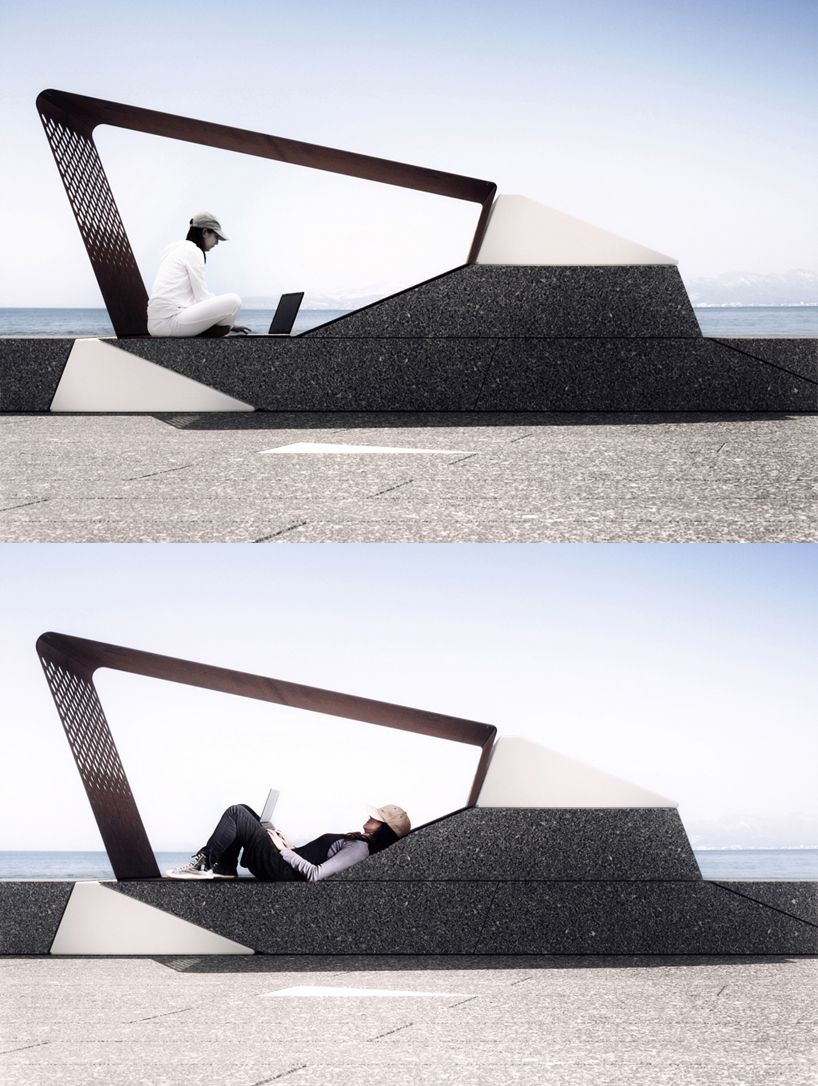 urban furniture designs. The Project Is Made Up Of Micro-architecture, Modular Urban Furniture And External Floor Covers For Public Spaces Contemporary Usage. Designs S
