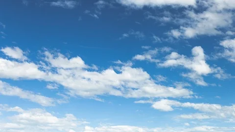 Stock Video Footage Clear Sky Blue Skies White Fluffy Clouds Time Lapse 00 00 13 213 Hd From 25 Royalty Free Download No Blue Sky Sky Blue Sky Background