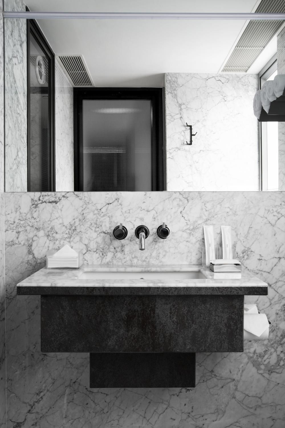 Bathroom - Hotel Tuve in Hong Kong by Design Systems | interiors ...