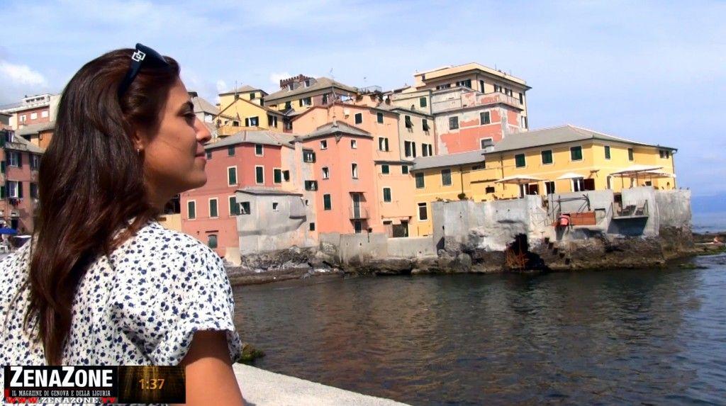 Boccadasse, un'isola felice all'interno di Genova, un borgo di pescatori dove il tempo sembra essersi fermato. Un luogo da scoprire per i turisti e da riscoprire per i genovesi che hanno la fortuna, in ogni momento, di ritemprarsi passando anche solo una mezz'ora in questo luogo incredibilmente così vicino al centro