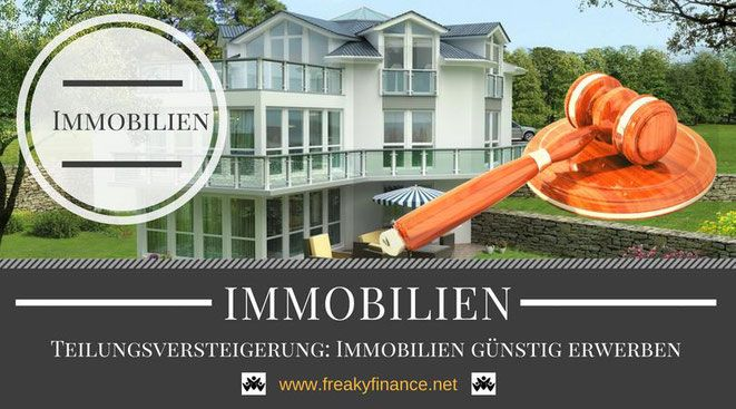 Erfolgreich Immobilien ersteigern Immobilien investieren