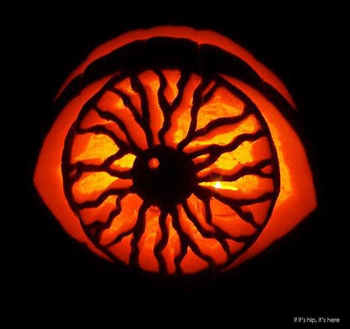 pumpkin template eyeball  Meet Karyn Poplin and Her Pumpkin People   Pumpkin, Pumpkin ...