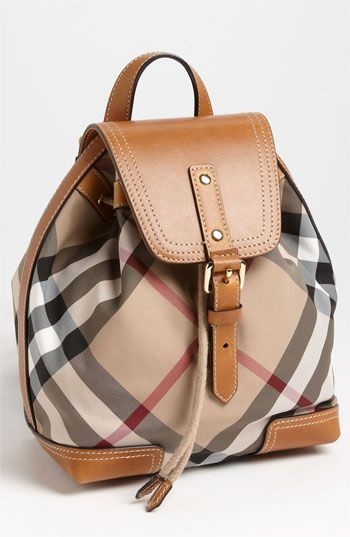 27c4fc708be7 Burberry  Dennis - Small  Backpack (Girls) available at  Nordstrom ...