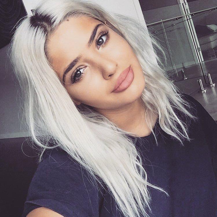 Dark blonde blonde to bleach