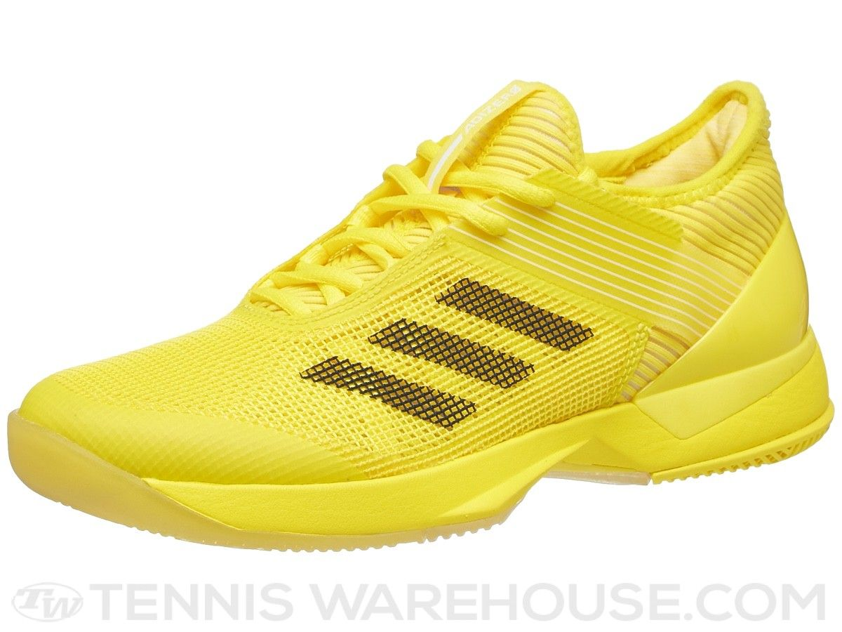 adidas adizero Ubersonic 3 Yellow/Black